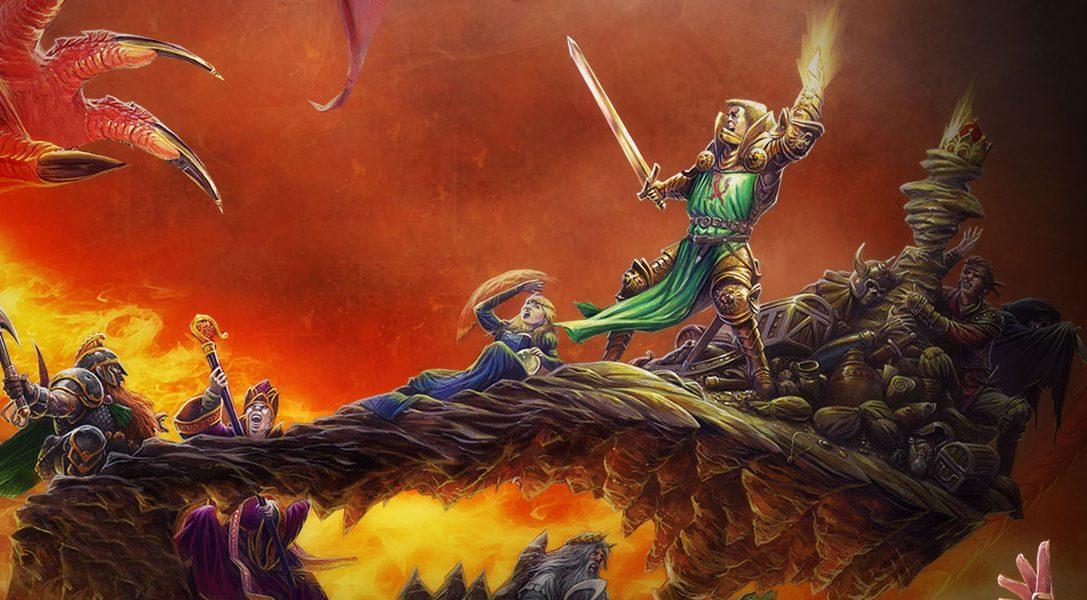 Talisman: Digital Edition — весной знаменитая настольная игра покорит PS4 и PS Vita
