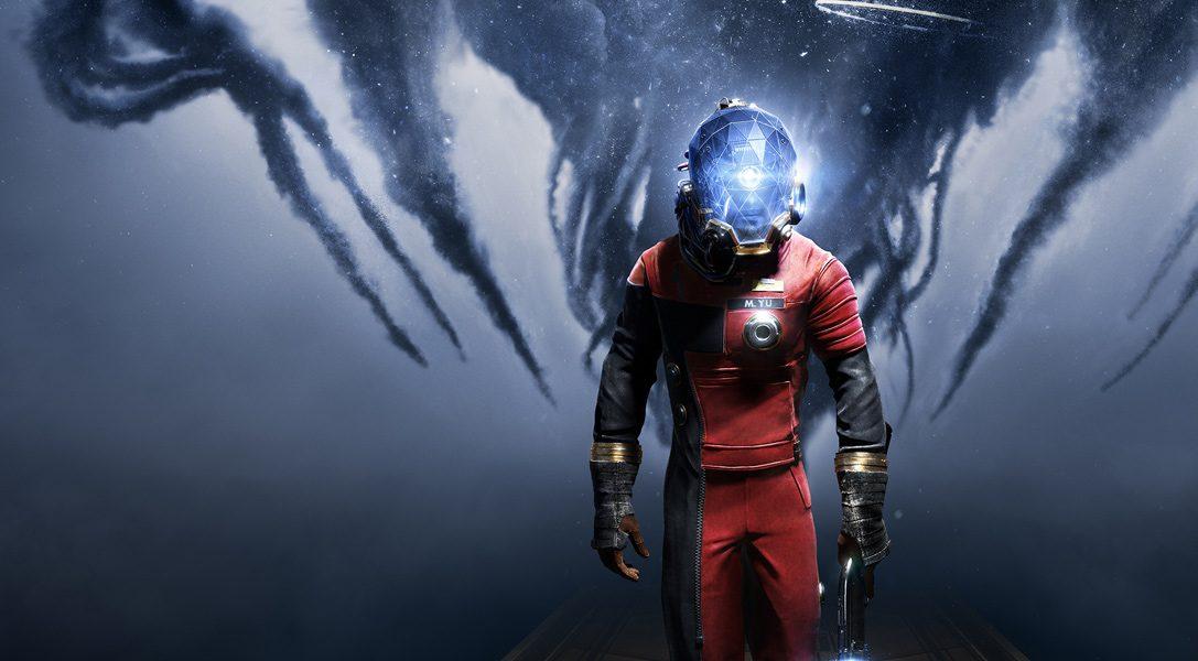 Prey на PS4 — 5 мая 2017 года