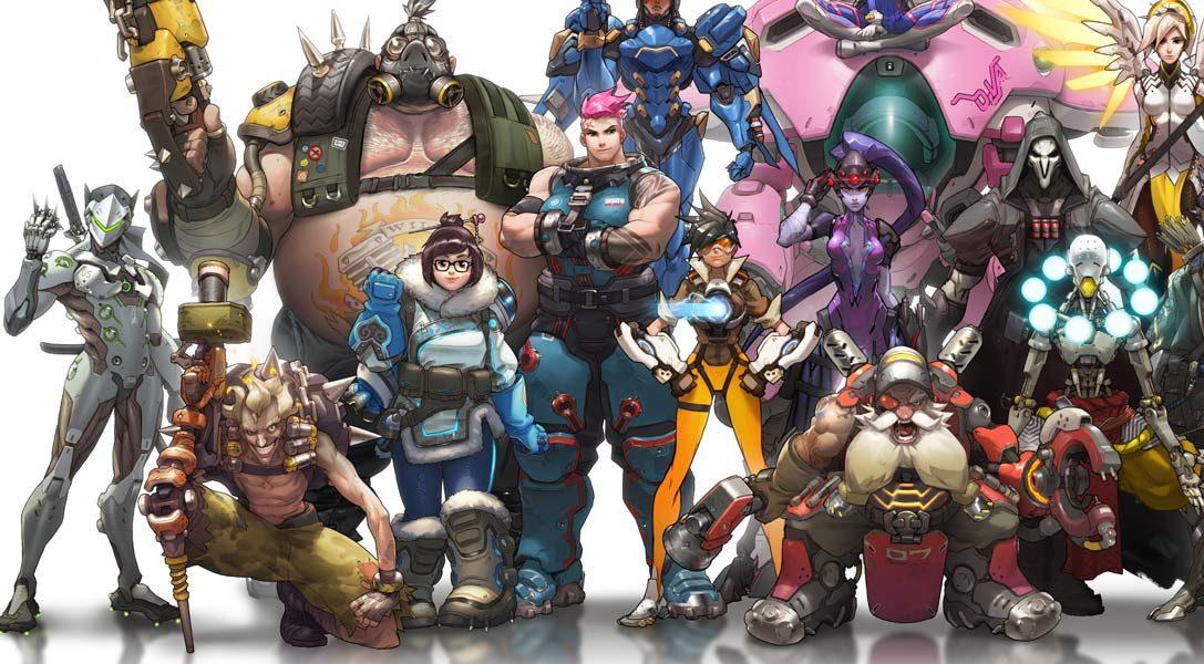 Overwatch — предложение недели в PlayStation Store