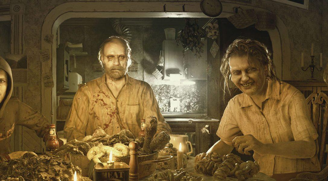 Новинки PlayStation Store: Resident Evil 7, Yakuza 0 и Kingdom Hearts HD 2.8