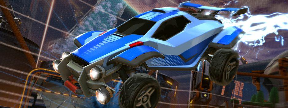 Rocket League получит поддержку PS4 Pro 21 февраля