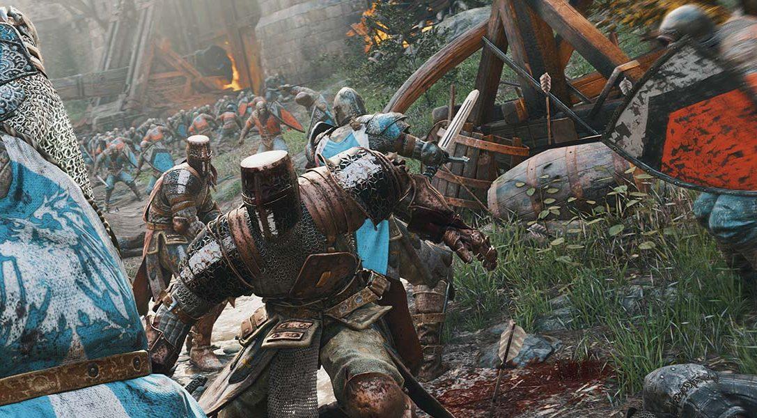 Новинки PlayStation Store: For Honor и Sniper Elite 4