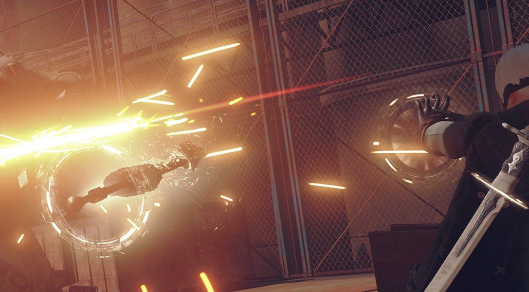 Nier: Automata для PS4 — ода ролевым экшенам от студии Platinum Games