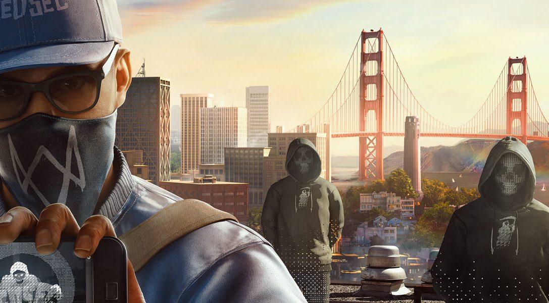 Новые скидки в PlayStation Store: Watch Dogs 2 и Dishonored 2