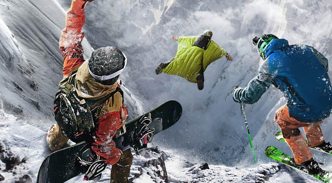 Steep — новое предложение недели в PlayStation Store