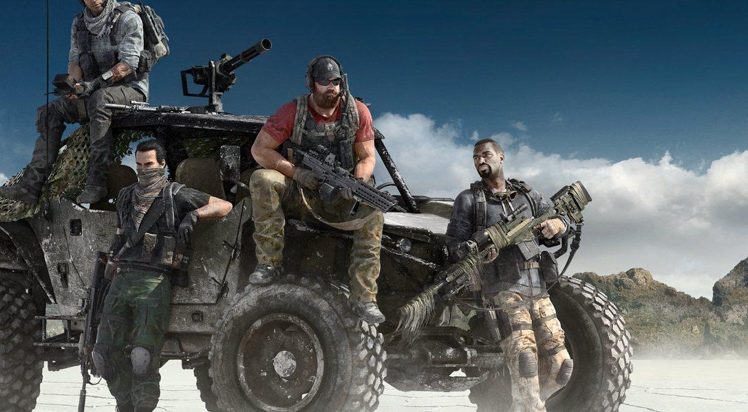 Новинки PlayStation Store: бета-версия Ghost Recon Wildlands, Psychonauts VR и Malicious Fallen