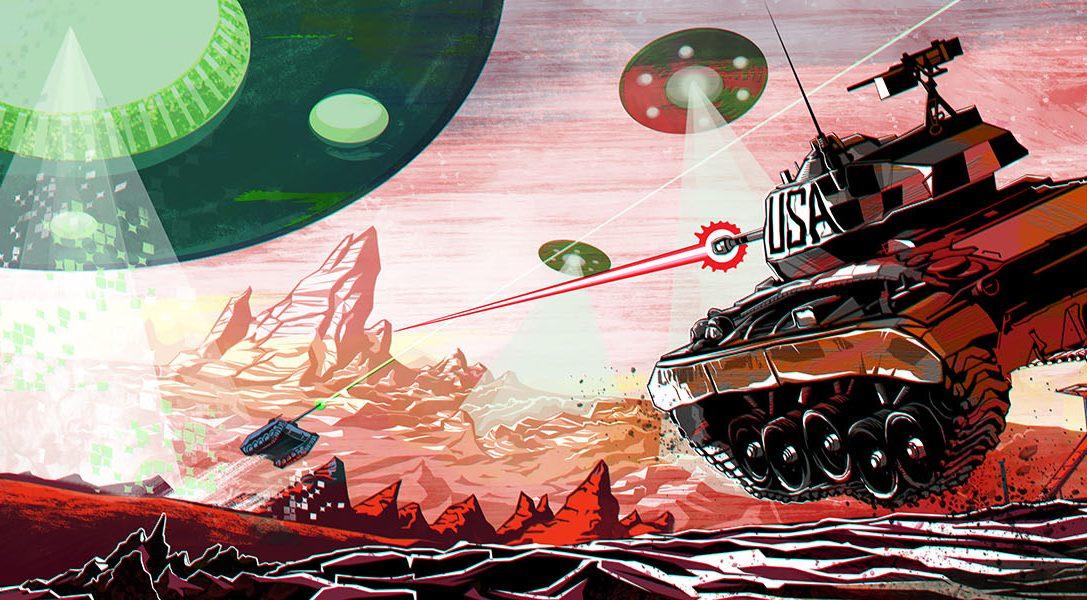 World of Tanks — начинается Битва за Марс!