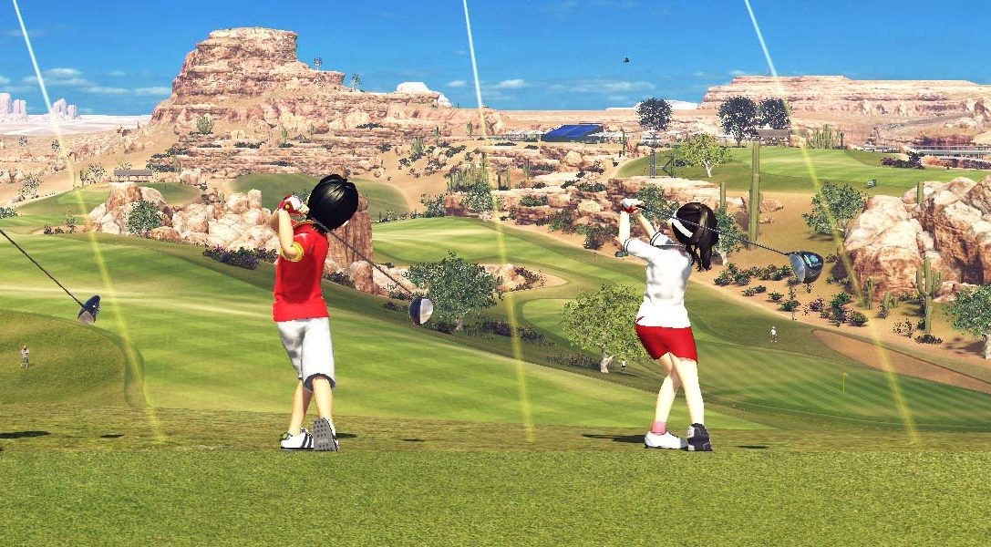 Сезон Everybody's Golf на PS4 начнется 30 августа
