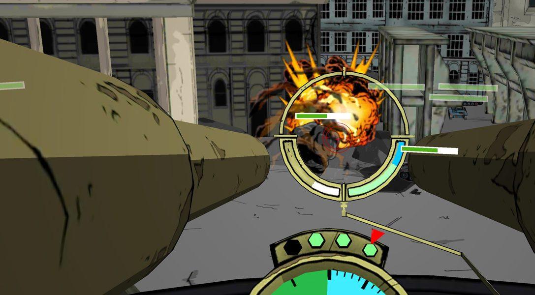 Новинка Bandit Six: Combined Arms для PS VR отправит вас в небо Второй мировой