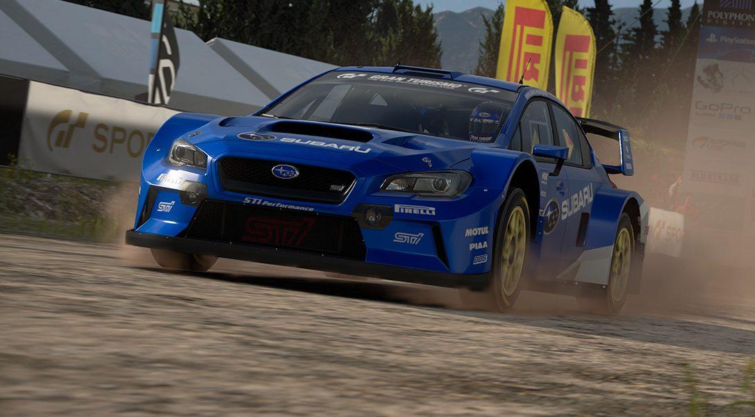 Европейское бета-тестирование Gran Turismo Sport начинается в субботу
