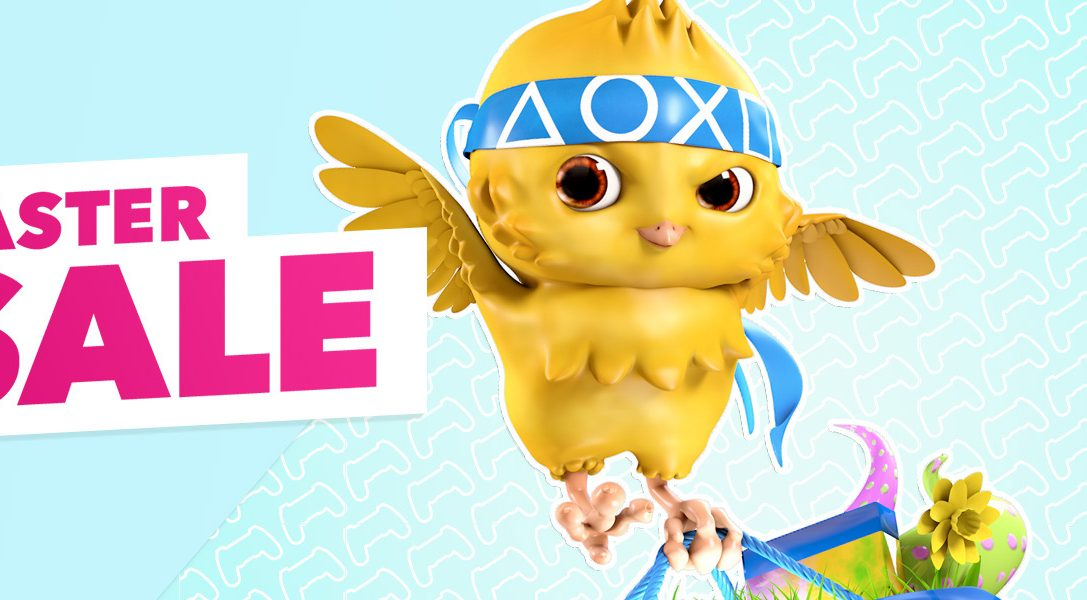 Началась весенняя распродажа в PlayStation Store!
