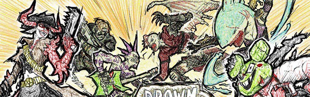 Состоялась премьера Drawn To Death — бесплатно в PS Plus