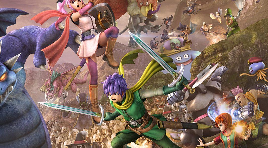 Dragon Quest Heroes II — интервью продюсера игры Рёты Аоми