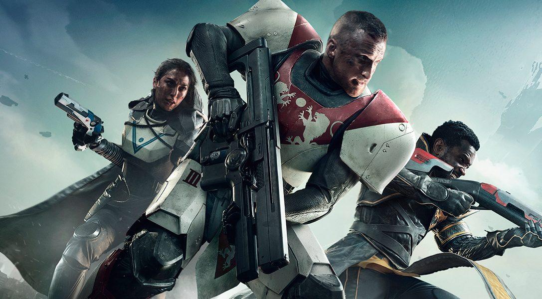 Новый трейлер Destiny 2 и другие подробности об игре