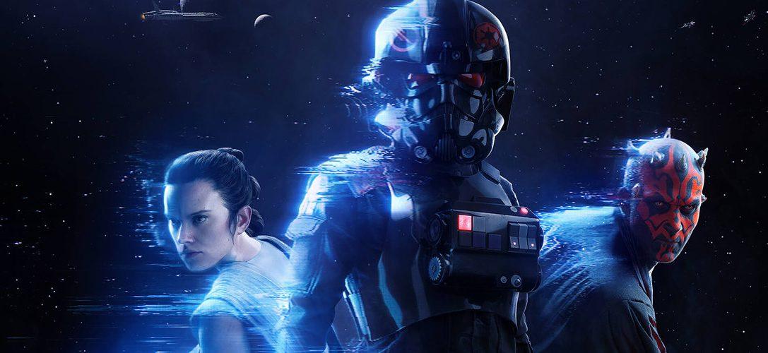 Star Wars Battlefront II — связующее звено между шестым и седьмым эпизодами киносаги