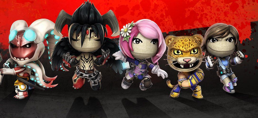Новые костюмы LittleBigPlanet 3 посвящены премьере Tekken 7