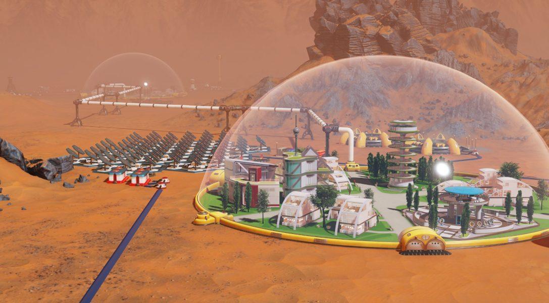 Surviving Mars — игра для тех, кто мечтает покорить Красную планету