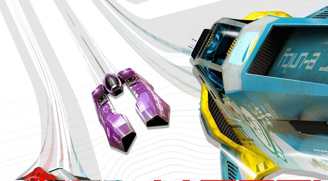 Музыка скорости — представлен список композиций WipEout Omega Collection