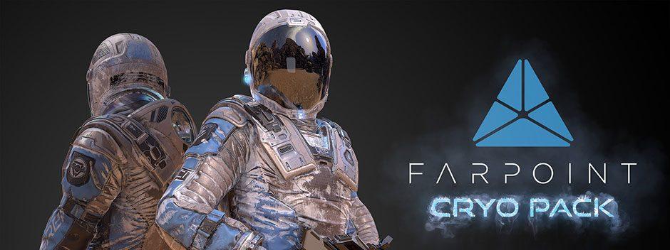 E3 2017: первое дополнение для Farpoint появится 27 июня