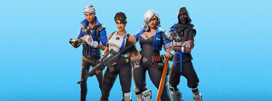 Защита крепостей и эксклюзивные облики героев PlayStation — премьера Fortnite намечена на 25 июля