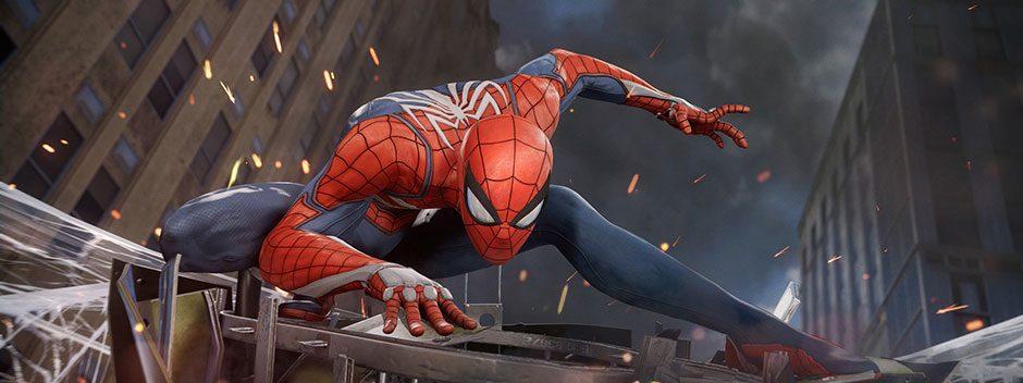 E3 2017: все новости о невероятном комикс-экшене Spider-Man