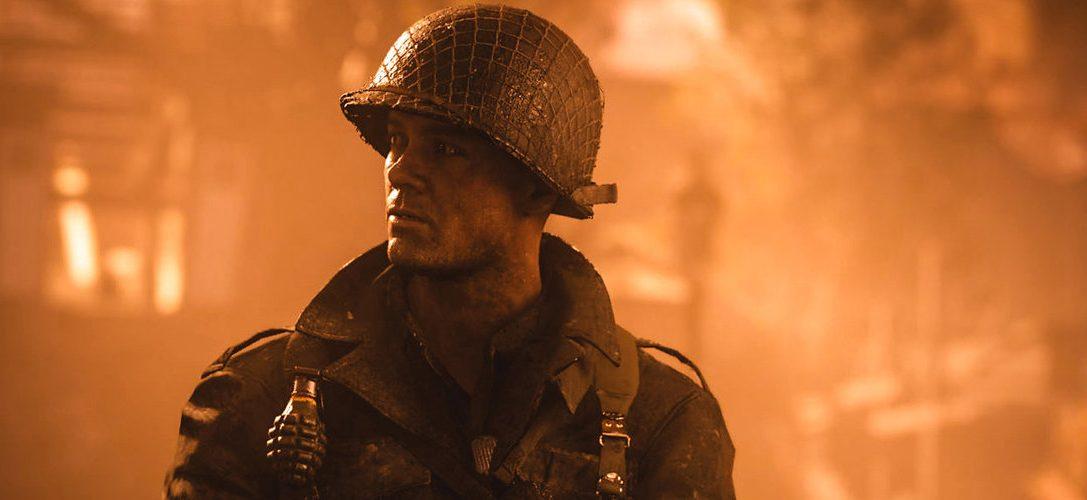 Пять важных фактов о Call of Duty: World War II