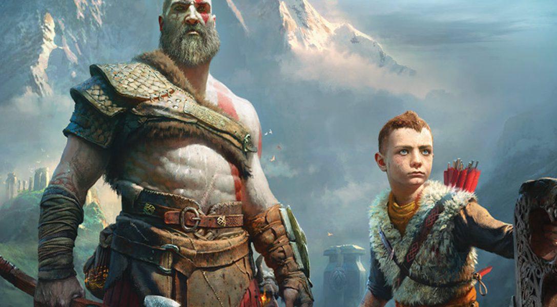 Кратос и Атрей — обсуждаем проблему отцов и детей в новом God of War