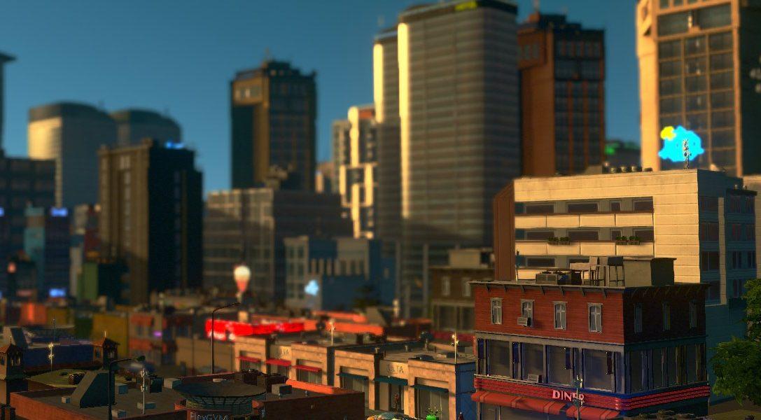 Строим мегаполис своей мечты на PS4 в симуляторе Cities: Skylines