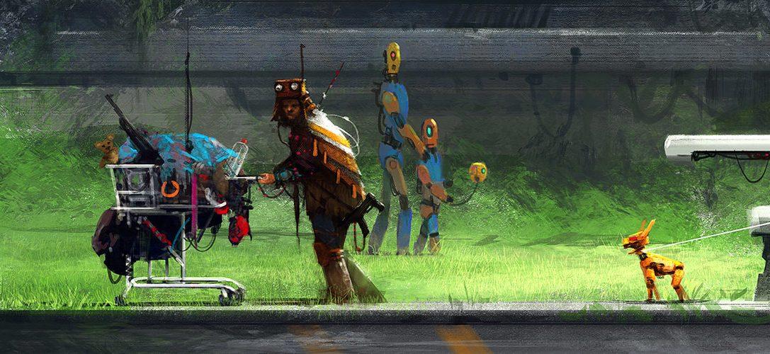 Новинки PlayStation Store: Nex Machina, Get Even и Danganronpa
