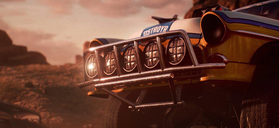 Мстите, зарабатывайте репутацию и гоняйте в Need For Speed Payback — 10 ноября на PS4