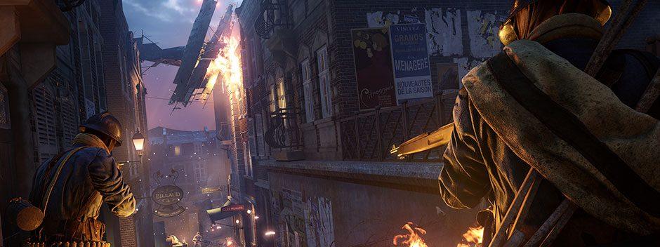 Владельцам Battlefield 1. Premium Pass уже доступна карта «Захват Таюра»