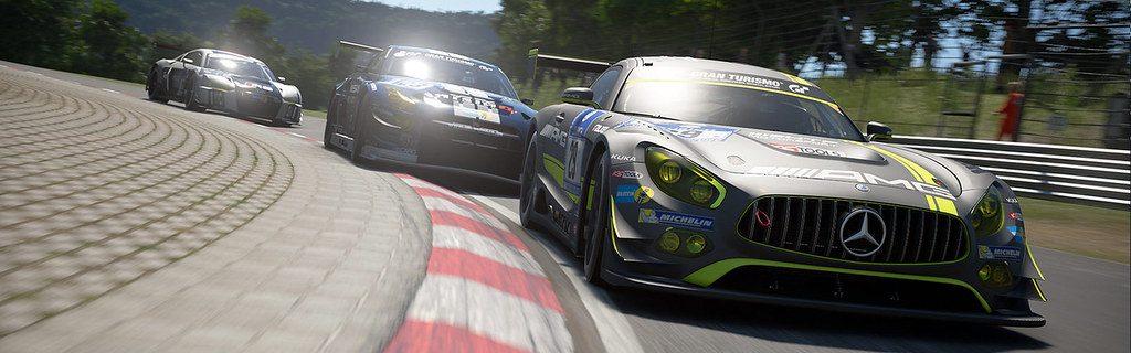 Премьера Gran Turismo Sport — 18 октября 2017 года