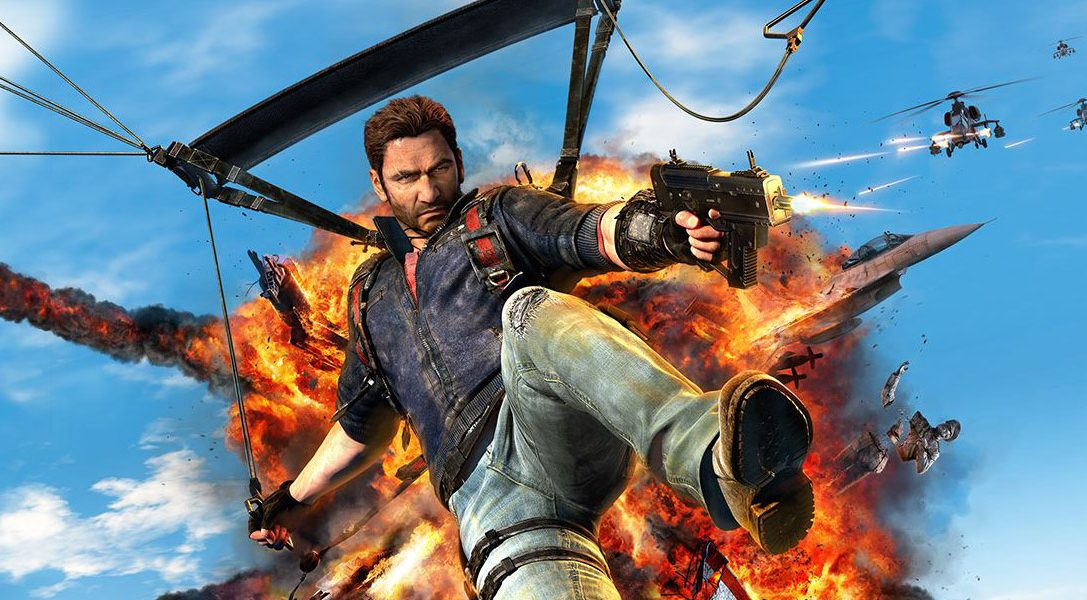 Август в PS Plus — Just Cause 3 и Assassin's Creed: Freedom Cry