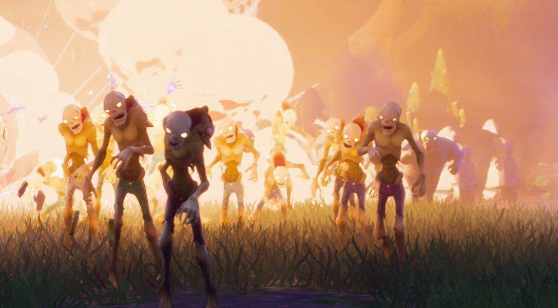 Заряжены для PS4 Pro: Fortnite, Pyre и Shadow Tactics