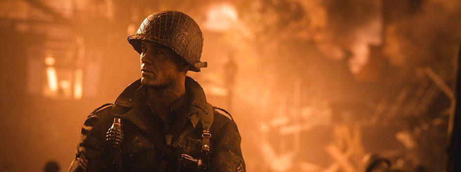 Играйте в Call of Duty: WWII — выигрывайте PlayStation 4 Pro