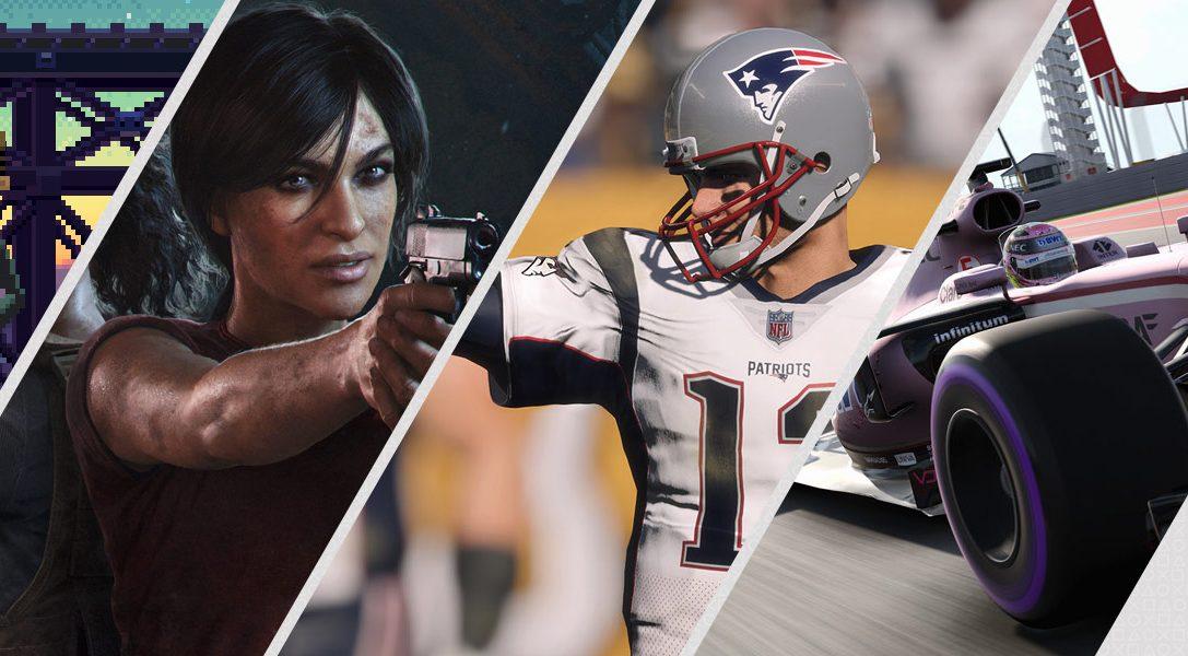 6 звездных новинок недели в PlayStation Store