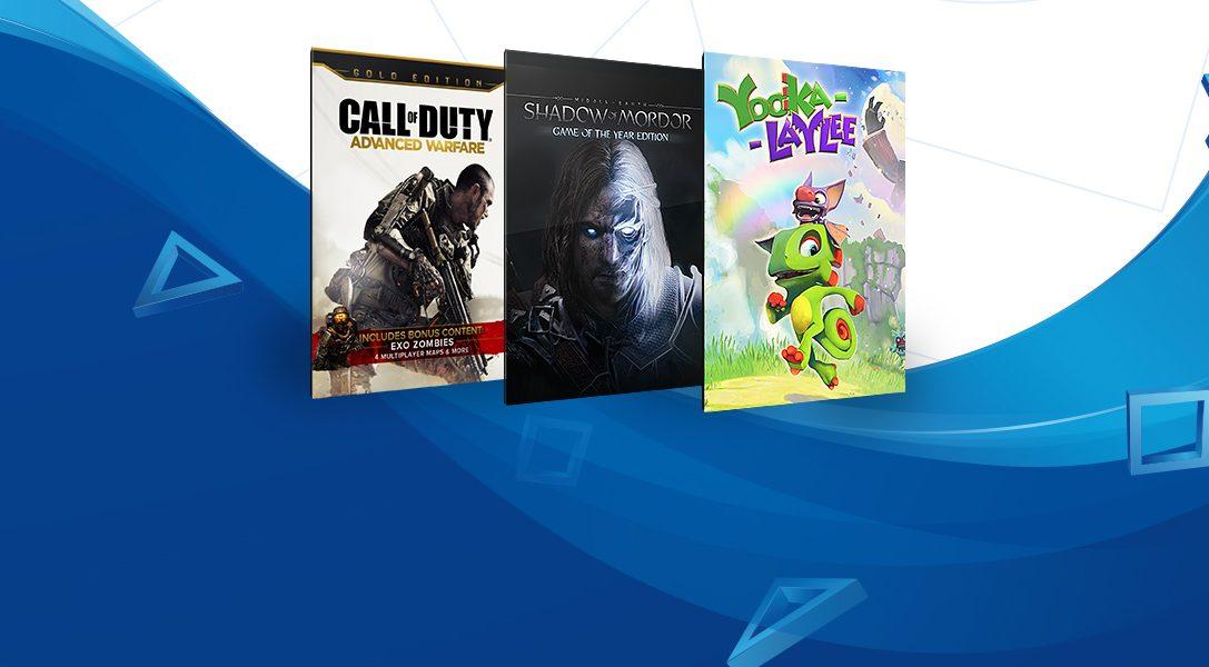 В PlayStation Store игры вновь дешевле 1500 рублей!