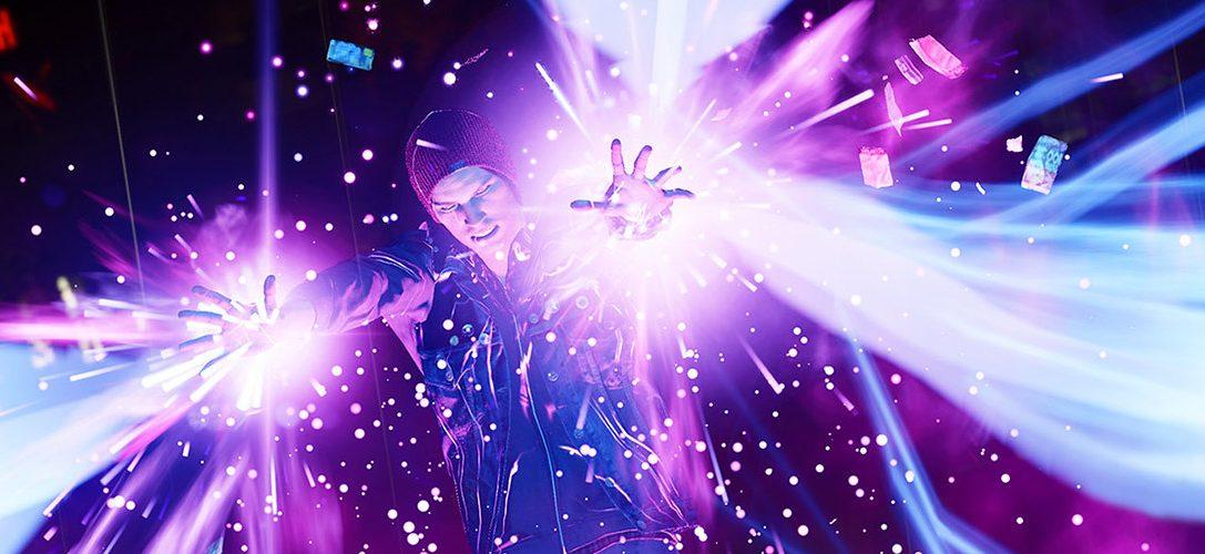 Сентябрь в PlayStation Plus — «Infamous: Второй сын», RIGS и Child of Light