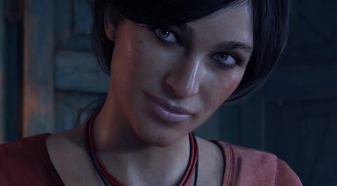 Загляните за кулисы разработки «Uncharted: Утраченное наследие»