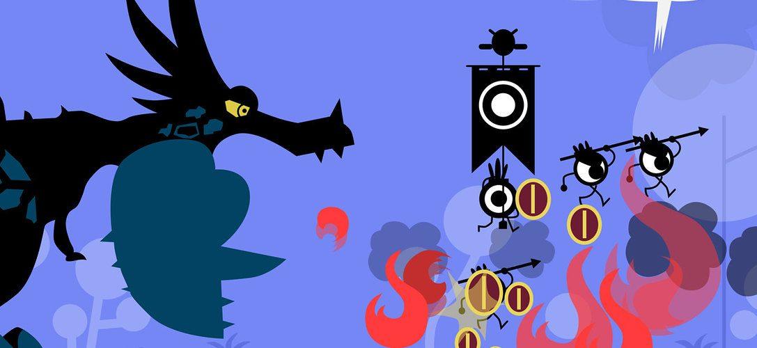 История создания знаменитого ритм-экшена Patapon из первых рук