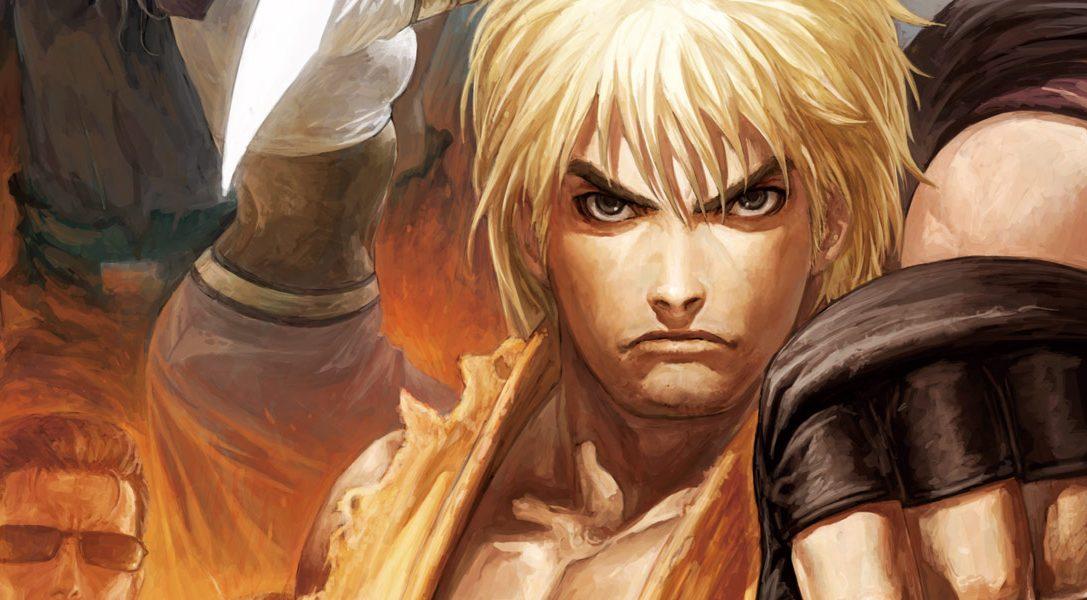История появления классического файтинга Art of Fighting от SNK
