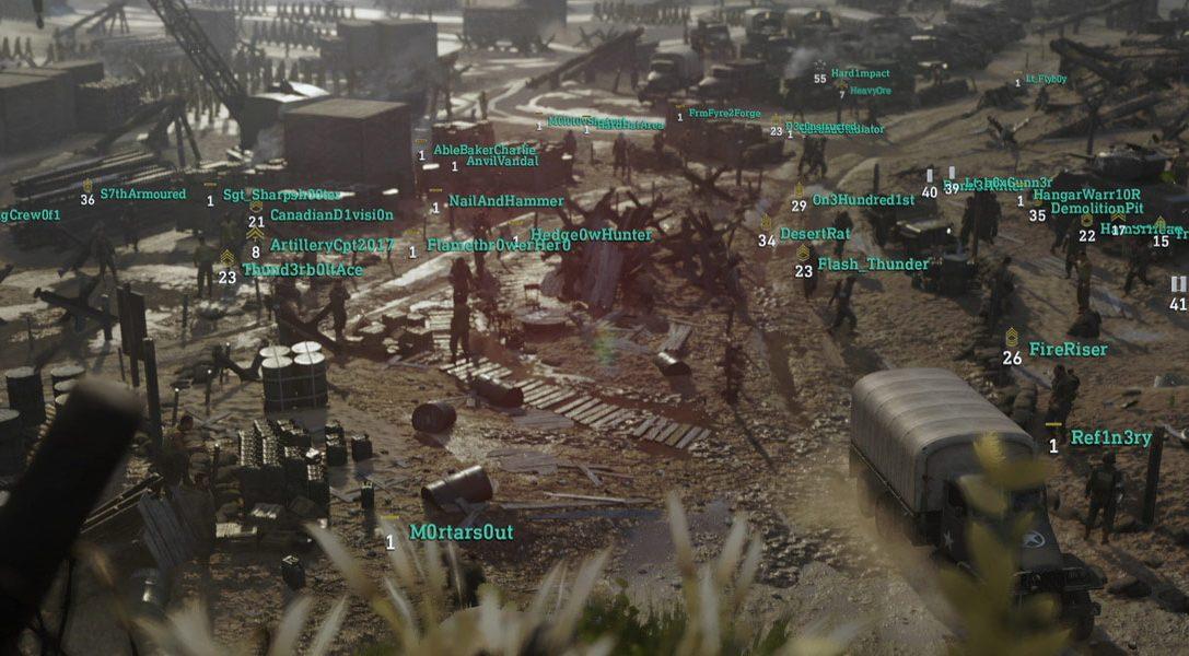 Подробности закрытого бета-тестирования сетевого режима Сall of Duty: WWII