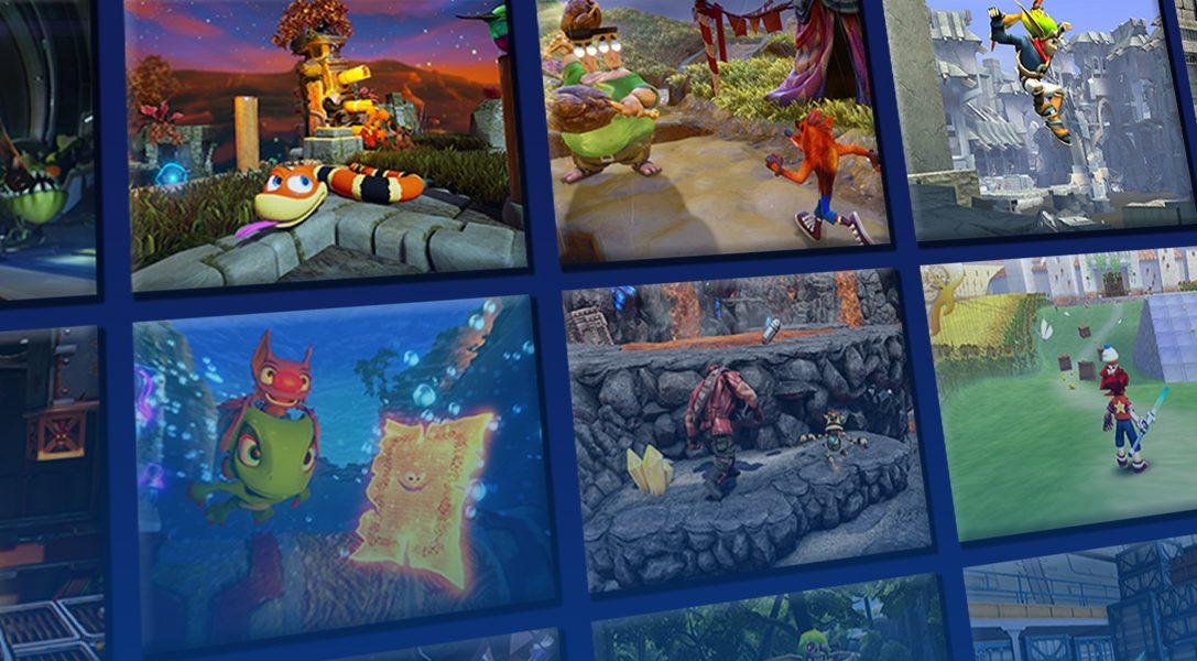 Какой 3D-платформер на PlayStation ваш любимый?