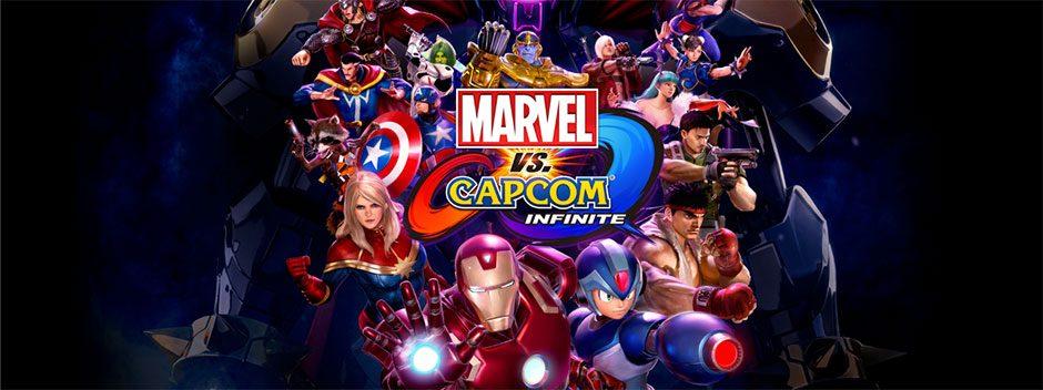 Грандиозная битва любимых героев в премьерном трейлере Marvel vs. Capcom: Infinite