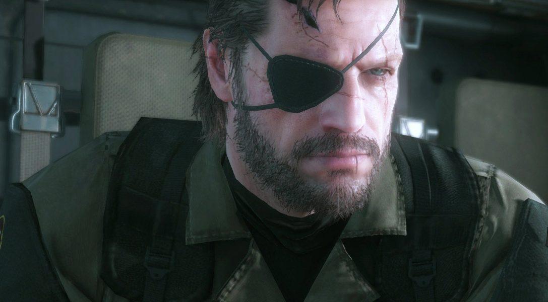 Октябрь в PlayStation Plus — Metal Gear Solid V и Amnesia: Collection