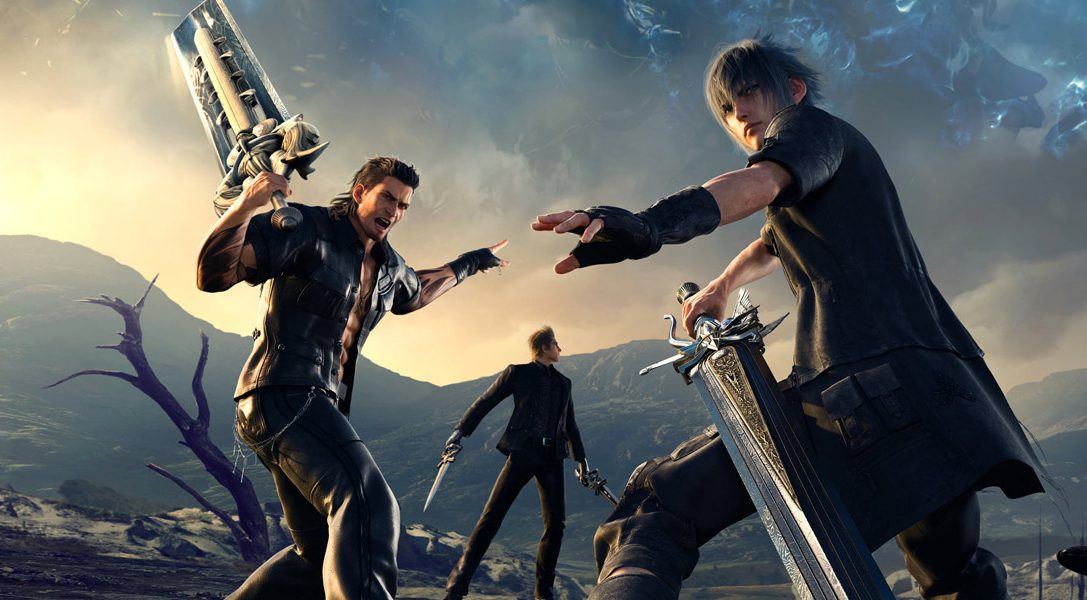 Новые скидки в PS Store: Final Fantasy XII & XV, Nier: Automata и Injustice 2