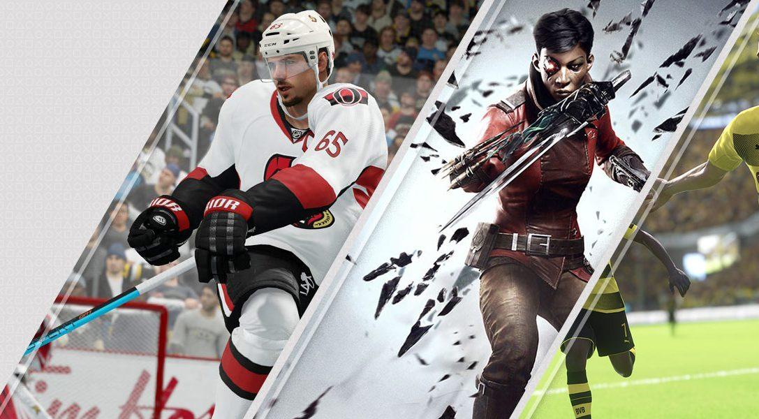 5 новинок спортивной недели в PlayStation Store
