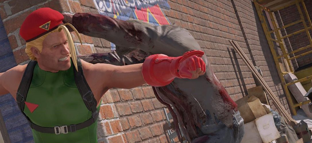 Dead Rising 4: Frank's Big Package — 5 декабря на PlayStation 4
