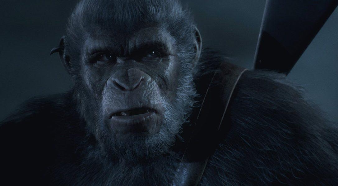 Planet of the Apes: Last Frontier — идеальное пополнение коллекции игр PlayLink