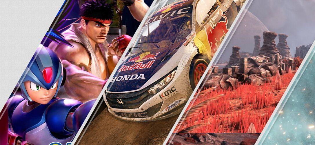 5 разнообразных новинок PlayStation Store
